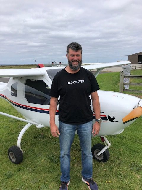First Solo – Jeff Pargetter