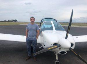 New Pilot -Bruce Donaldson