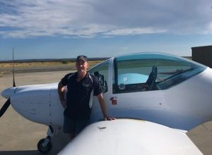 Scot Beveridge – First Solo