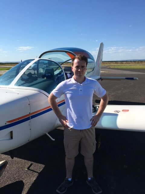 Jack McKay – First Solo